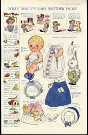 dolly dingle paper dolls free - Recherche Google