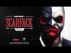 The PAYDAY gang is coming through with blazing guns in Miami to take out someone that really have it coming. PAYDAY The Scarface Packs are released on Dec. Payday 2, Joker, Things To Come, Motion Graphics, Games, Wallpaper, Youtube, Wallpapers, Toys