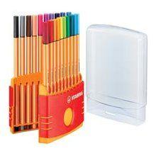pens...I love a good writing utensil