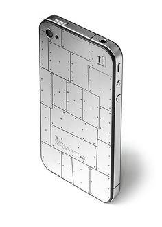 Mas Elements Ti iPhone Case...bad ass