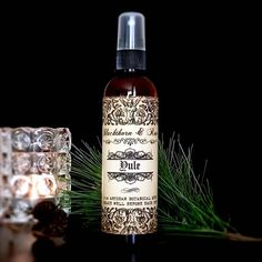 YULE - Winter Solstice - Artisan Botanical Ritual Spray 4 fl oz