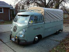 VW Camper.