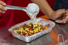 Burrito Boys: The ONLY PLACE in the city serving the chunky dips  #Restaurants #Food #Mexican #TACOS #CityShorAhmedabad