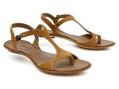 Cydwoq's 'The Cedar' sandal (Ped Shoes | The Ultimate Online Boutique » flat)