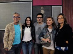 """Y tras su espectáculo """"Berto Sigue con Nosotros"""" hemos pasado unos minutos con @Berto_Romero #encuentroesquinas"""