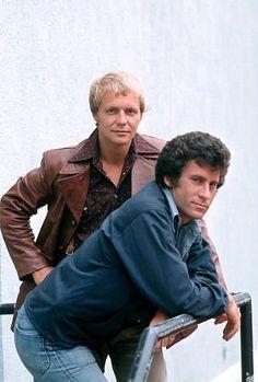 """Starsky and Hutch"" David Soul, Paul Michael Glaser"