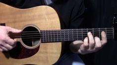 "how to play ""Never Going Back Again"" by Fleetwood Mac - acoustic guitar ..."