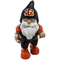 Cincinnati Bengals Action Pose Gnome