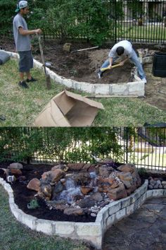 Transformation by Texas Ponds and Water Features, LLC in Austin, TX.