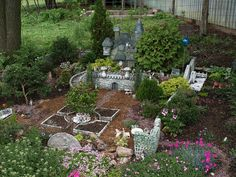 Fairy Garden by meohmy911, via Flickr