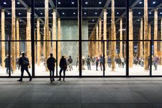 """Gallery - Gallery: David Chipperfield's """"Sticks and Stones"""" Installation in The Neue Nationalgalerie - 1"""