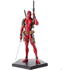 Deadpool (Iron Studios)
