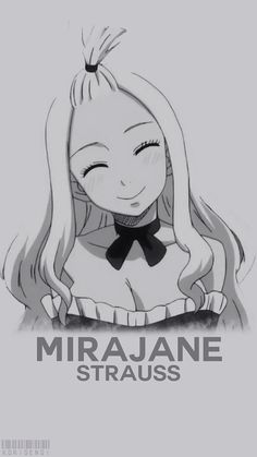 Mirajane Strauss ~ Korigengi | Wallpaper Anime