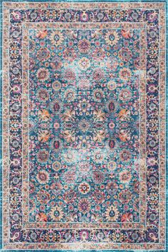 Rugs USA - Area Rugs in many styles including Contemporary, Braided, Outdoor and Flokati Shag rugs.Buy Rugs At America's Home Decorating SuperstoreArea Rugs Floral Area Rugs, Blue Area Rugs, Blue Rugs, White Rugs, Persian Carpet, Persian Rug, Farmhouse Rugs, Modern Farmhouse, Farmhouse Style
