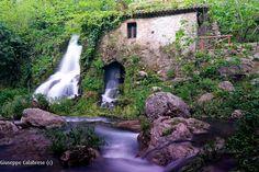 Campania Antico mulino ad acqua di Morigerati OASI WWF Grotte del Bussento Salerno