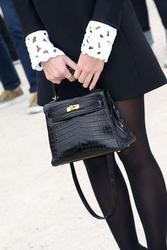 Miroslava Duma #PFW  Glamour ES