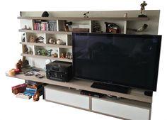 Tepe Home modern TV Ünitesi - dekopasaj.com