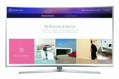 Los nuevos Smart TV de Samsung pretenden hacerse con el Internet de las Cosas  Internet de las cosas (IoT) Samsung tecnología television