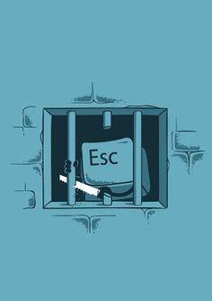 Escape...  SayPeople - Google+