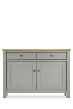 Buy Stanton® Grey Small Sideboard from the Next UK online shop Decor, Furniture, Front Room, Slate Flooring, Cabinet, Understairs Storage, Drinks Cabinet, Small Sideboard, Furnishings