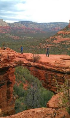 AZ - Devil's Bridge