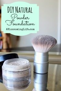 DIY powder foundation, blush facial cream and many others. Great website, amazing affordable natural DIY cosmetics.