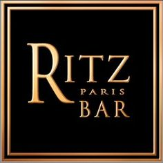 Ritz Bar, Paris Ritz