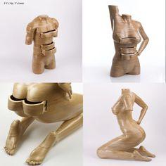 Peter Rolfe Sculptural Furniture