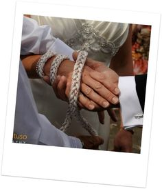 """""""Tying the knot"""" - Is an old marriage custom of actually tying the couple's hands together as part of the ceremony. They were not allowed to untie it until they had consummated the marriage."""