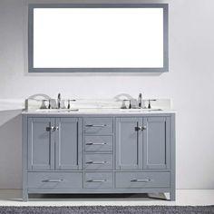 """Northampton 72 Double Bathroom Vanity Set found it at wayfair - halcomb 72"""" double bathroom vanity set with"""