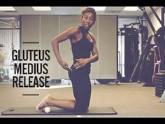 http://www.KaiWheeler.com Personal trainer Kai Wheeler demonstrates a myofascial release technique on the glute medius. Myofascial release is a manual pressu...