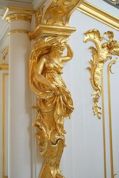 Peterhof Interior