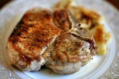Mom's Perfect Pork Chops