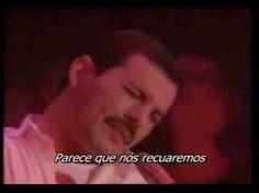 Freddie mercury- time tradução