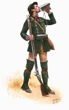 British; 3rd Battalion New York Provincials, 1758 by Don Troiani
