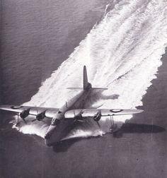 Short Sunderland I. RAF flying boat