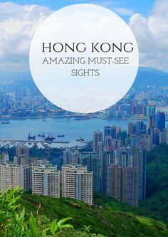 Quick TRAVEL GUIDE TO HONG KONG, CHINA.     Bill Gibson-Patmore.  (curation & caption: @BillGP). Bill😄✔️
