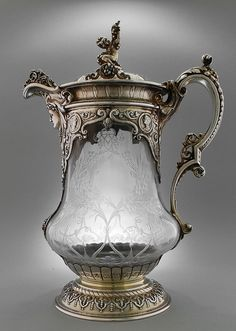 Claret Jug by John Figg - London 1872