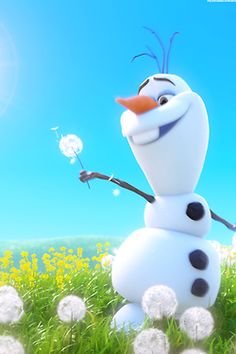 Olaf from Frozen. This is what I chose to name my new puppy. I love this charact… Olaf aus Frozen. Disney Frozen Olaf, Olaf From Frozen, Frozen Frozen, Frozen Wallpaper, Disney Phone Wallpaper, Wallpaper Iphone Cute, Iphone Wallpapers, Trendy Wallpaper, Wallpaper Wallpapers