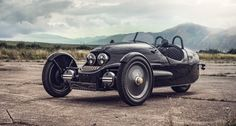 Morgan borrows some Selfridges style for a limited-edition EV3 | Classic Driver Magazine