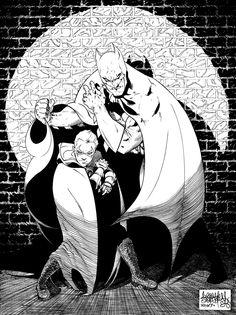 Batman y Robin Damian Wayne by garnabiuth on deviantART