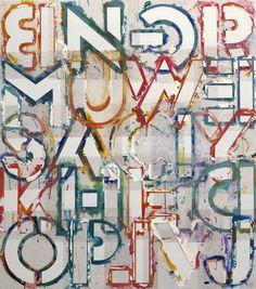 Helga Grollo 2016. NONAMED 150x170 Collage on wood