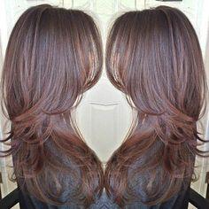 corte de cabello volumen