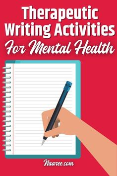 Want to use therapeutic writing activities to improve your mental health and wellness? These therapeutic writing activities and therapeutic writing exercises will help you clarify your feelings and get things out in the open in a safe and effective way #writing #mentalhealth #wellness #writingactivities #writingtips #selfcare #selfhelp #selfimprovement #personaldevelopment Creative Writing Techniques, Creative Writing Workshops, Creative Writing Prompts, Writing Lessons, Writing Activities, Fun Activities, Wellness Tips, Health And Wellness, Women's Health