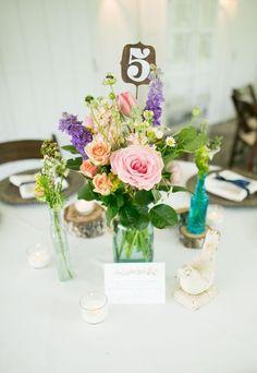 Whimsical Watercolor Wedding at Historic Cedarwood | Cedarwood Weddings