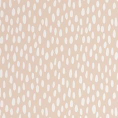 Blush pink dot removable wallpaper. This subtle, sweet and feminine wallpaper would be adorable in a nursery or in a little girl's room too. Head to the blog to see some of my favorite removable wallpaper! Damask Wallpaper, Nursery Wallpaper, Pattern Wallpaper, Pink Dot, Wall Treatments, Blush Pink, Little Girls, How To Remove, Feminine