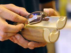 HERRLICHT-Holzbrillen