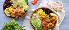SPICY PRAWN & BURRITO BOWLS - Food Lover's Market
