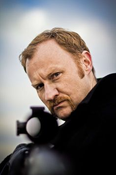 Mark Gatiss, blasting the hearts out of Sherlockian fangirls since 2012. (and his Mr. Snow... putting the bad in baddie.)