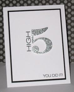 :) I was inspired by CAS-ual Friday's card challenge that was posted today. Card Making Inspiration, Making Ideas, Vip Card, Anna Griffin Cards, Graduation Cards, Congratulations Card, Inspirational Gifts, Creative Cards, Homemade Cards